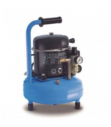 Compressore Silenziato per Aeropenne Pro 50 - 9Lt - l/min 50 - 230/50 - dB(A)43 ABAC