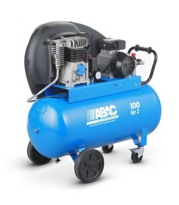 Compressore con trasmissione a cinghia 2RFC404PRO - 2Hp - 1,5Kw - 230/1/50 ABAC