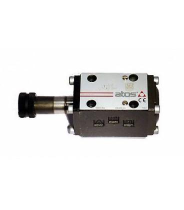 Elettrovalvola a Cursore a Comando Diretto, ISO 4401 per il Funzionamento in Sistemi Oleoidraulici ATHOS