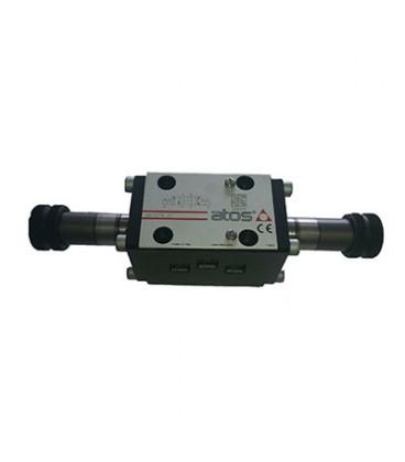Elettrovalvola a Cursore a Comando Diretto, ISO 4401 per il Funzionamento in Sistemi Oleoidraulici ATOS