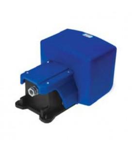 Pedale elettrico doppio micro NO/NC con protezione UNIVER