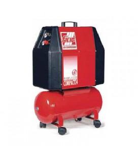FIAC Compressore d'aria a pistone senza olio insonorizzato