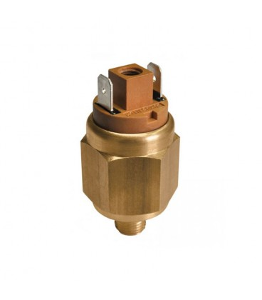 "Vacuostato Elettromeccanico 1/8""Gas N.C. -100 ÷ -900mbar EUROSWITCH"
