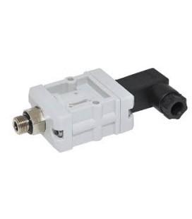 """Trasduttore Pneumo-elettrico 1/8"""" gas 4,5 bar N.C. - N.A. KPM"""