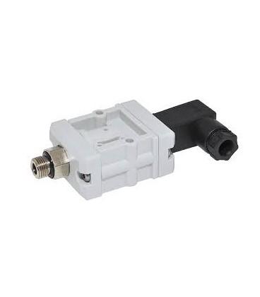 """KPM Traduttore Pneumo-elettrico 1/8"""" gas 4,5 bar N.C. - N.A."""